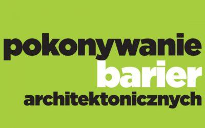 Pokonywanie barier architektonicznych – broszura